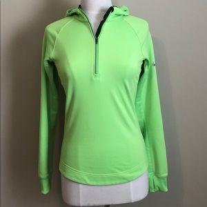 Nike Dri Fit athletic hoodie